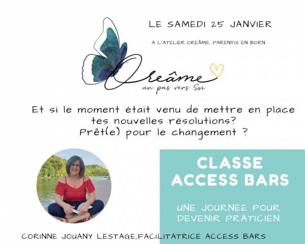 classe Access Bars Parentis en Born